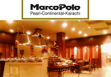 Marco Polo, Pearl Continental