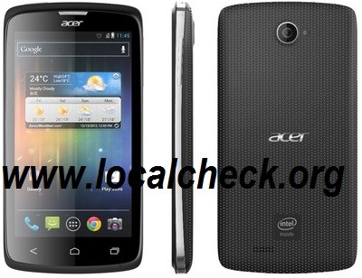 Acer Liquid C1 Full Specifications, Features and Reviews