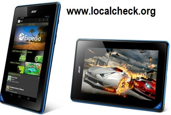 Acer Iconia Tab B1-A71 Full Specification, Features and Reviews