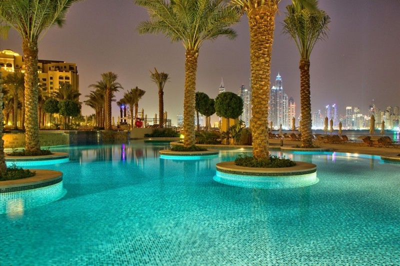 Fairmont The Palm, Dubai Pool