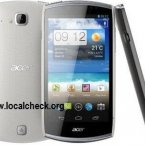 Acer CloudMobile S500 Full Specification, Features and Reviews