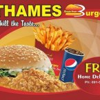 Thames Restaurant, University Road, Peshawar | Thames Burger