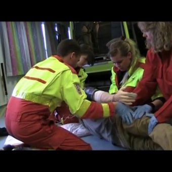 Prehospital simulation at Gjøvik University College, Norway - Simulation in healthcare